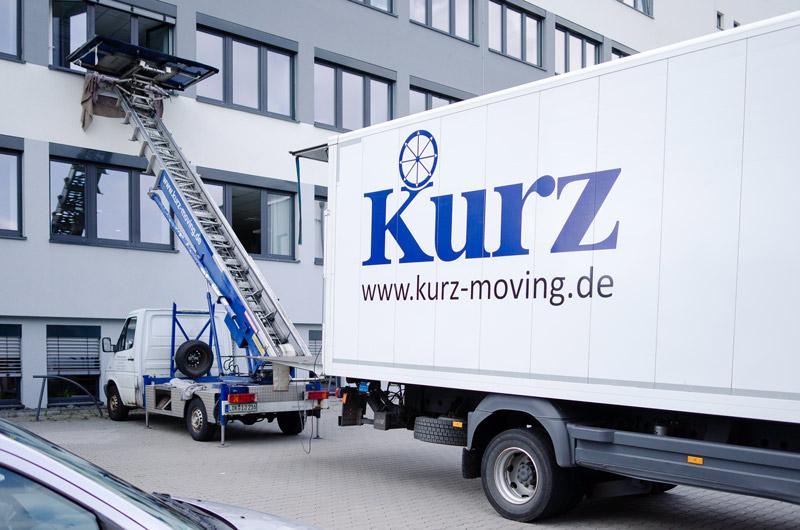Kurz Logistics Group - Business & personal relocation