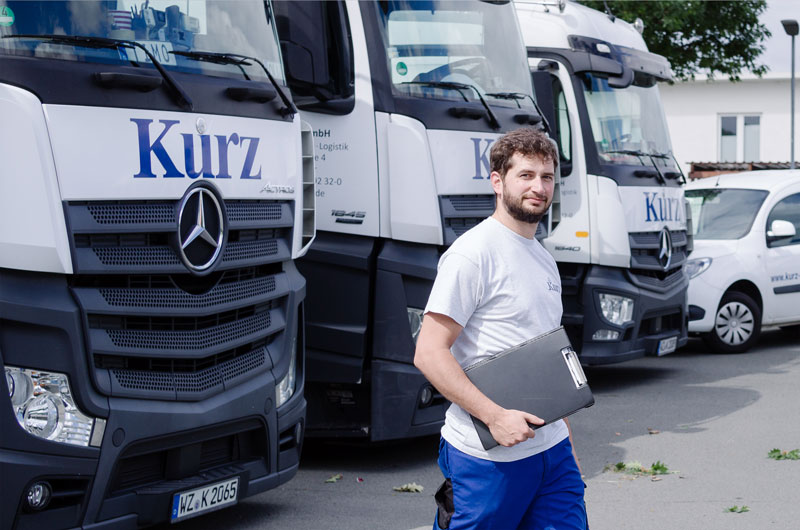 Kurz-Gruppe - Logistiklösungen aus Wetzlar