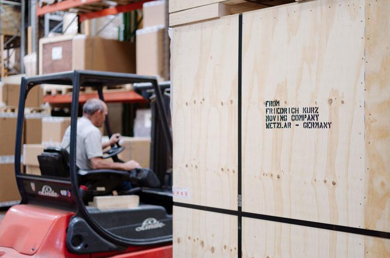 Kurz Logistics Group - Logistics services & Logistics solutions from German