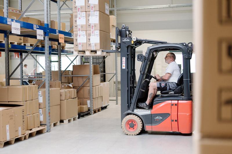 Kurz Logistics Group - Logistics services & Logistics solutions