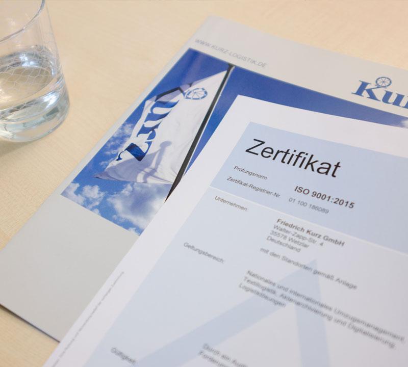 Kurz Logistics Group - Logistics services & Logistics solutions from Germany