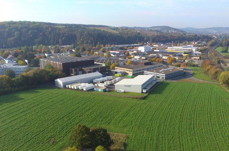 Kurz-Gruppe - Logistiklösungen mit Sitz in Wetzlar