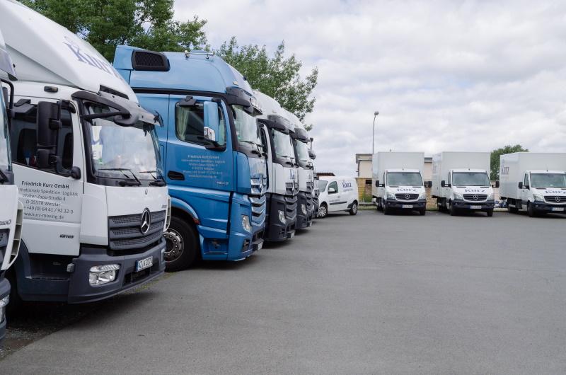 Kurz-Gruppe - Logistik-Dienstleister & Logistik-Lösungen